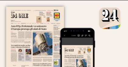 Il Sole 24 Ore in versione digitale